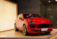 O 11o autom internacional de China (GuangZhou) Foto de Stock