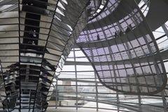 O o Reichstag Imagem de Stock Royalty Free