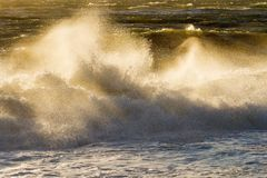 O oceano imagem de stock