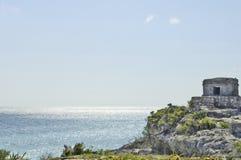 O Oceano Atlântico fotografia de stock