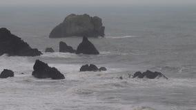 O Oceano Pacífico vídeos de arquivo