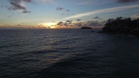 O oceano Sunset vídeos de arquivo