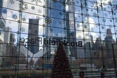 o Oculus no World Trade Center, New York Imagem de Stock