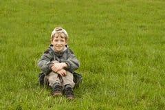 O olhar das crianças Imagens de Stock Royalty Free