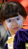 O olhar de uma princesa Foto de Stock Royalty Free