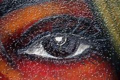 O olho Fotografia de Stock Royalty Free