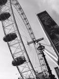 O olho de Londres Foto de Stock