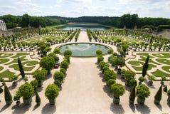 O orangerie de Versalhes imagem de stock royalty free