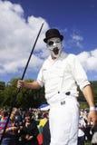 O orgulho alegre anual 2011 de Bristol Imagem de Stock Royalty Free