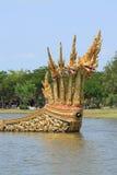 O original a barca real Anantanakkharat Fotografia de Stock