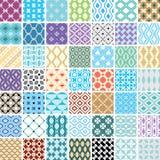 Testes padrões sem emenda do ornamento Imagens de Stock Royalty Free