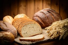 O pão Fotos de Stock