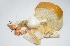O pão imagem de stock