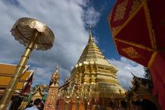 O Pagoda dourado Fotos de Stock Royalty Free