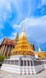 O pagoda dourado antigo Imagem de Stock