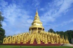 O pagoda Tailândia. Fotografia de Stock Royalty Free