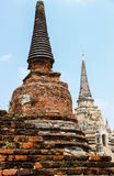 O pagoda velho Imagens de Stock