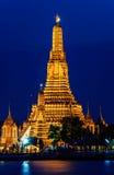 O pagode é antigo em Tailândia Imagens de Stock Royalty Free