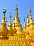 O pagode Imagens de Stock