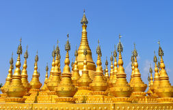 O pagode Foto de Stock Royalty Free