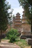 O pagode Imagem de Stock