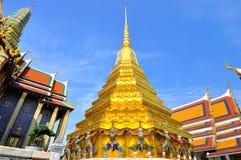 O pagode gigante do apoio Foto de Stock