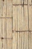 O painel de bambu Fotos de Stock Royalty Free