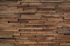 O painel de madeira ? feito a m?o decora??o bonita da parede ilustração stock