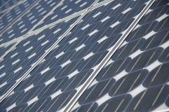 O painel solar Fotos de Stock Royalty Free