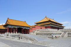 O palácio Fotos de Stock Royalty Free