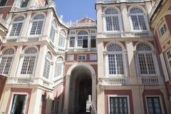 O palácio Fotos de Stock