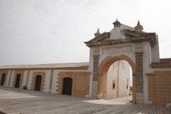 O palácio fotografia de stock