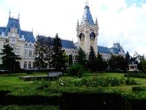 O palácio da cultura foto de stock royalty free