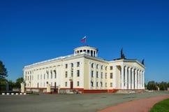 O palácio da cultura dos metalurgista imagem de stock royalty free