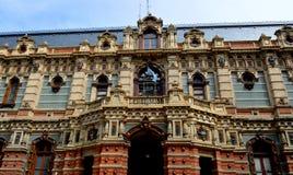 O palácio da empresa de água, Buenos Aires Foto de Stock Royalty Free