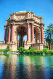 O palácio das belas artes em San Francisco fotos de stock royalty free