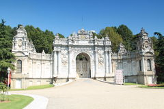 O palácio das sultões do otomano Foto de Stock Royalty Free