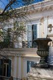 O palácio de Achilleion fotografia de stock royalty free
