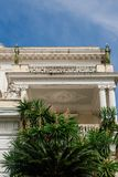 O palácio de Achilleion imagem de stock royalty free