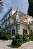 O palácio de Achilleion foto de stock royalty free