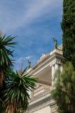 O palácio de Achilleion imagens de stock royalty free