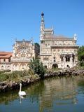 O palácio de Bussaco, Portugal Foto de Stock