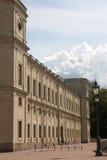 O palácio de Gatchina Fotografia de Stock Royalty Free