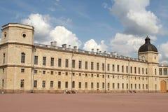 O palácio de Gatchina Imagens de Stock Royalty Free