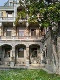 O palácio de Massandra do imperador Alexander III é ficado situado no Massandra superior Imagens de Stock Royalty Free
