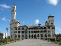 O palácio de Montaza, Alexandria, Egito Imagens de Stock
