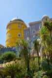 O palácio de Pena Sintra portugal imagem de stock royalty free
