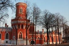 O palácio de Peter o grande Foto de Stock Royalty Free