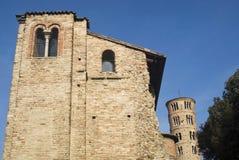 O palácio de Theoderic arquitetónico dos restos Foto de Stock