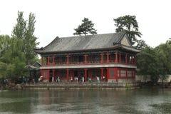 O palácio de verão de Chengde imagens de stock royalty free